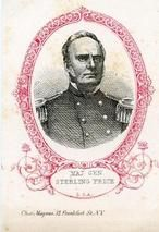 07x121.16 - Major General Sterling Price C. S. A., Civil War Portraits from Winterthur's Magnus Collection